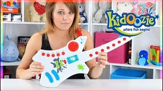 Kidoozie Cool Rockin' Guitar Musical Toy