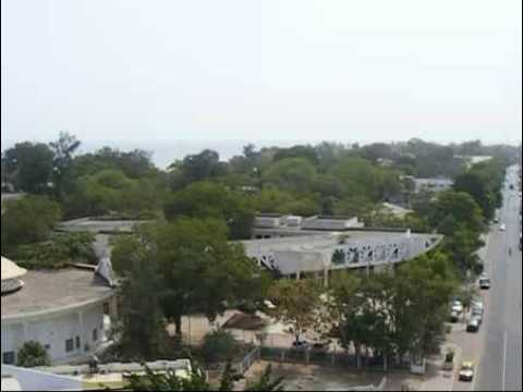 The Gambia - The City of Banjul