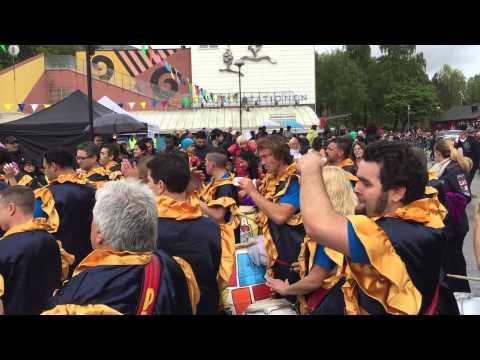 Diego Lugano Hammarkullekarnevalen 2015