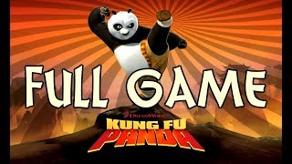 Kung Fu Panda FULL GAME Movie Longplay (X360, PS3, PS2, Wii) - Godmode