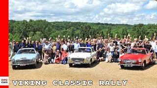 Volvo Viking Classic Rally 2018 Featuring Volvo P1800