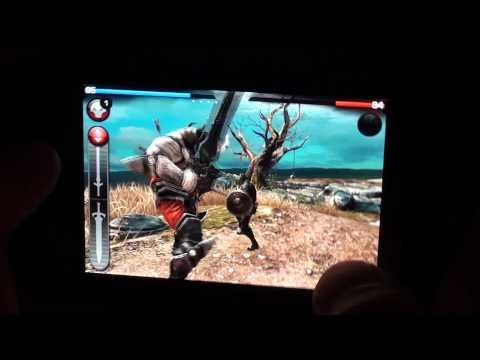 Infinity Blade review: arena update! ONLINE + Survival