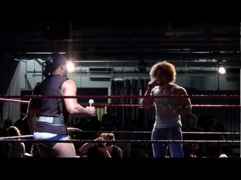 FWE's Dysfunctional Family - Jay Lethal and Carlito Colon Promo