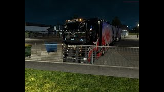 euro truck simulator 2 gros convoi  [multi] ✘ Zork MoDz V6 ◄ [FR]