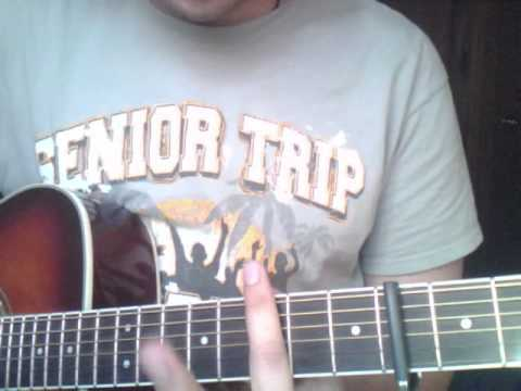how to play you belong with me on guitar