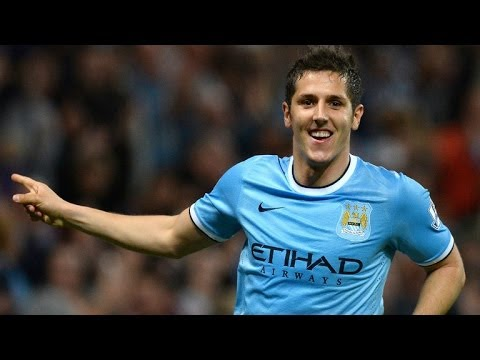 Stevan Jovetic • Goals & Skills • 2013 HD