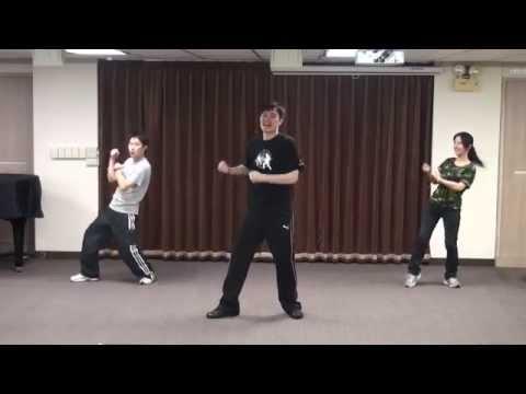 Waving Flag  - 2011 Summer Camp Dance 1.mov video