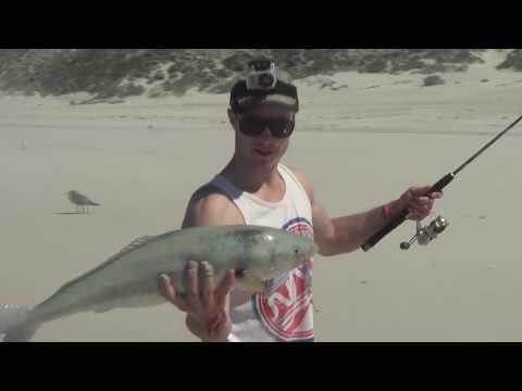 Surf Fishing Australian Salmon