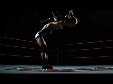 ECW Jack Swagger Gutwrench Powerbomb Video