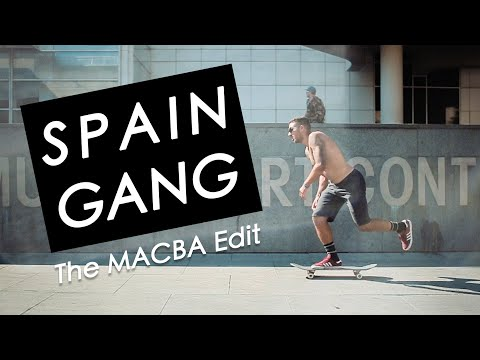 """Spain Gang"" - The MACBA Edit"