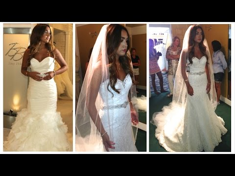 Come WEDDING DRESS Shopping with Me! + Tips for Brides!