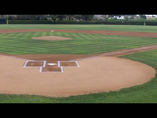 Hoover Baseball Field at Golden West College