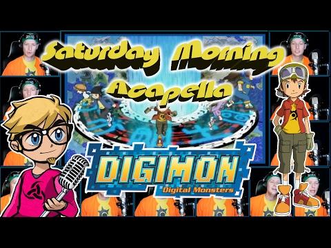 DIGIMON FRONTIER Theme - Saturday Morning Acapella