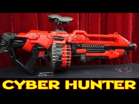 Violent Studios CYBER HUNTER BLASTER Fengjia Feng Jia Toys / 11.1 V