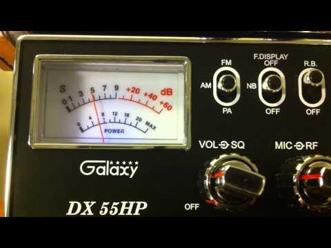 Game Warden coming into Delaware DX Skip CB Radio