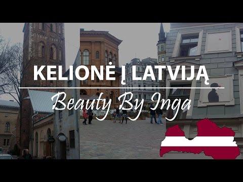 Kelionė į Latviją: nesėkmės, sėkmės ir atradimai