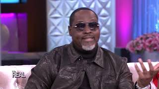 Tiffany Haddish Got Johnny Gill Out Of Bed To Play Spades