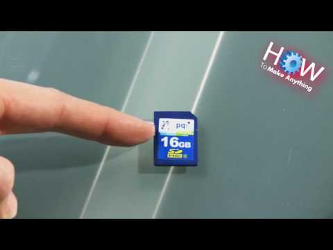 How To Fix SD Card 'this Disk Is Write Protected' Error