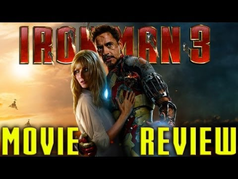 Iron Man 3 - Movie Review by Chris Stuckmann