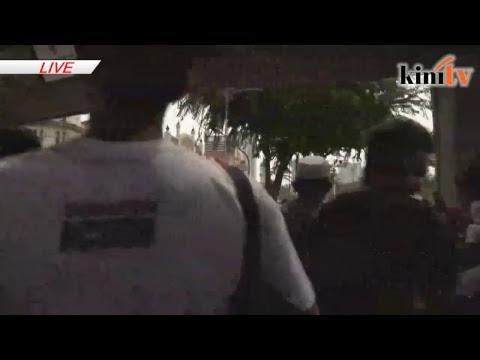 LIVE: Anti-Icerd rally in Kuala Lumpur