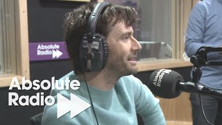 David Tennant on his new show