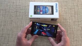 Philips S396 - Unboxing & Hardware test !