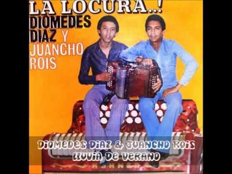 Diomedes Diaz Juancho Rois Lluvia De Verano