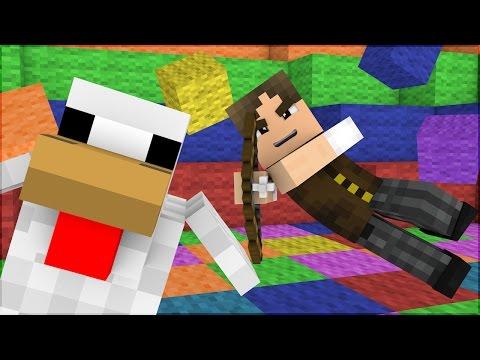 Minecraft: JOGANDO MINI GAMES QUE EU NUNCA JOGUEI ANTES!