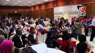 القرية الفرعونية تتبرع بـ 10% من إيراد شم النسيم لشراء موسوعات علمية للطلاب