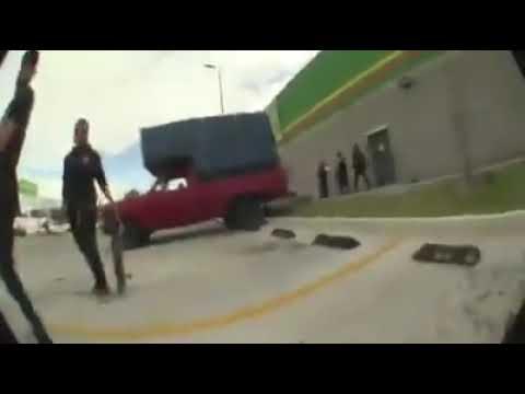 Guardias de Seguridad vs Skater