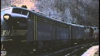 Western Maryland Classic Film from Emery Gulash