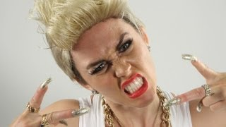 Watch Key Of Awesome We Cant Stop Parody video