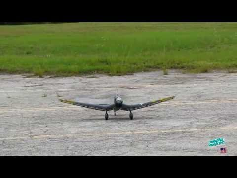 RC WWII Stuka Flight