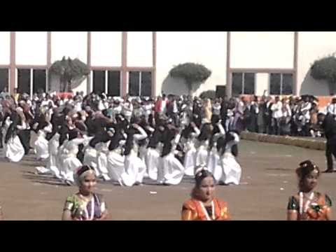 REPUBLIC DAY CELEBRATION - THE INDIAN HIGH SCHOOL, DUBAI - a small part