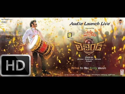 Legend Full Audio Launch Live - BalaKrishna Boyapati DSP klip izle