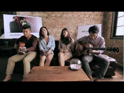 Ben Sherman Plectrum Sessions: The Sam Willows – Glasshouse