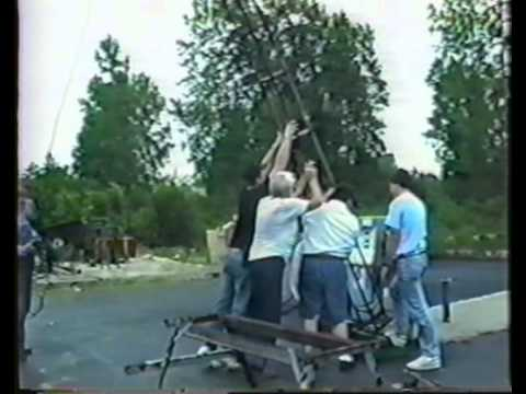 Marion Ohio Amateur Radio Club Field Day 1991 (May Part 1)