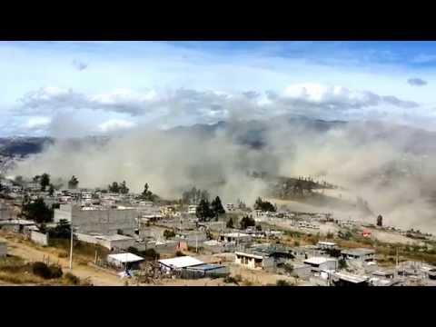 Temblor en quito, 16/08/2014