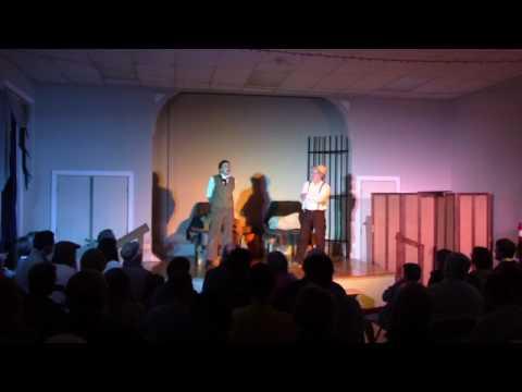 First Parish Players: The Night Thoreau Spent in Jail