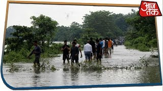Floods Affect 8 Lakh In Assam, 10 Dead Across Northeast As Rains Lash Region