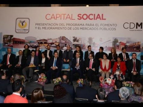 Se modernizarán mercados públicos de la CDMX; destinará el gobierno 148 mdp