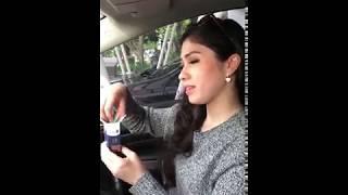 Ladea Car Freshener pewangi mobil gantung