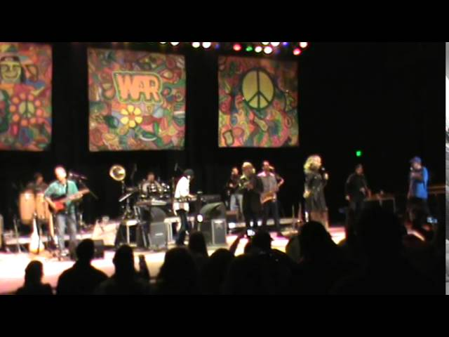 Cheech & Chong/WAR 'Why Can't We Be Friends' - Vina Robles Amphitheatre #10
