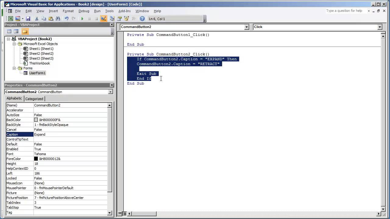excel wth vba Creating an excel spreadsheet in access can save you time when you need to export data to an excel spreadsheet visual basic for applications (vba) can be a powerful.
