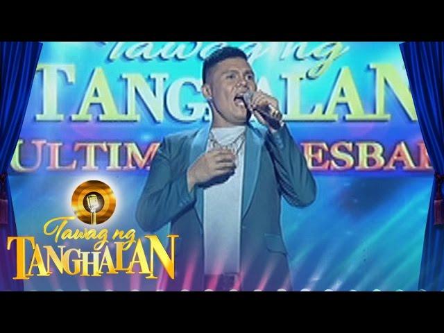 Tawag ng Tanghalan: Andrey Magada   Superstar (Ultimate Resbak)