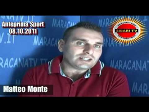 Anteprima Sport: 08.10.2011