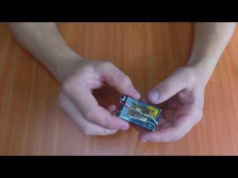 Как из кроны сделать электронную сигарету