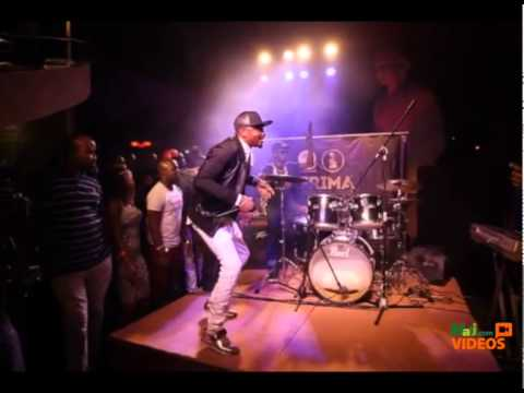 Sean Tizzle Performs At AFRIMA Industry Nite, Lagos