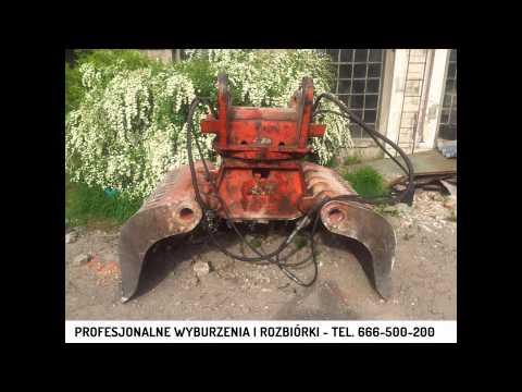 Profesjonalne Wyburzenia I Rozbiórki - Śląsk