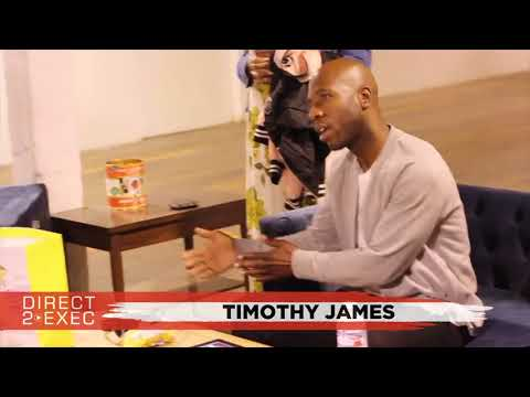 Timothy James Performs at Direct 2 Exec Chicago 5/19/18 - Atlantic Records
